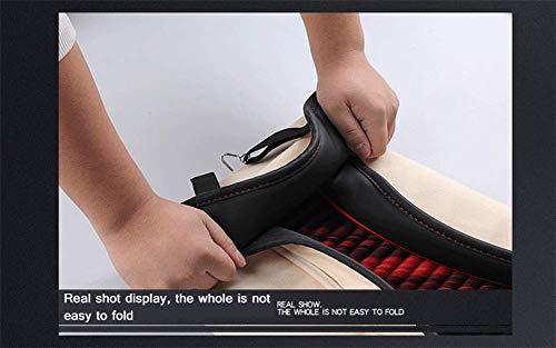 YANGSANJIN Universele (voor- en achterkant) Linnen Auto Stoelhoezen voor Mini Alle Modellen Cooper Landgenoot Cooper Paceman Auto Styling Auto Accessoires