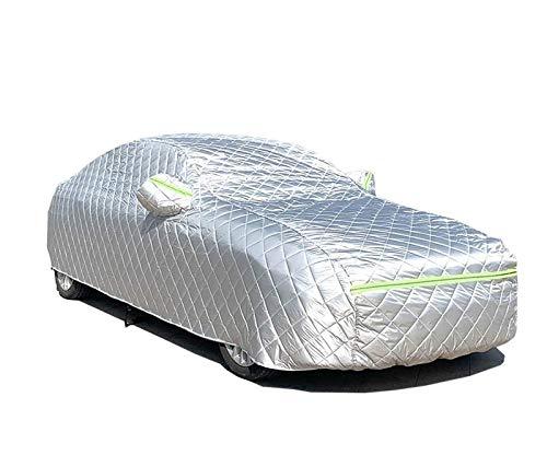 Cubiertas de automóviles Compatibles con las cubiertas de los automóviles BMW X6 M, Multi-capa y material compuesto de algodón grueso Cubiertas exteriores detalladas, disponibles en todas las temporad