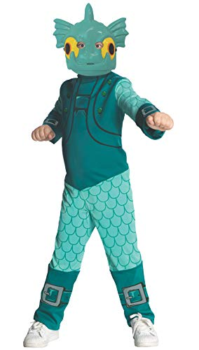 Rubie's-déguisement officiel - Skylanders - Déguisement Costume Gill Grunt Skylanders - Taille S- I-881634S