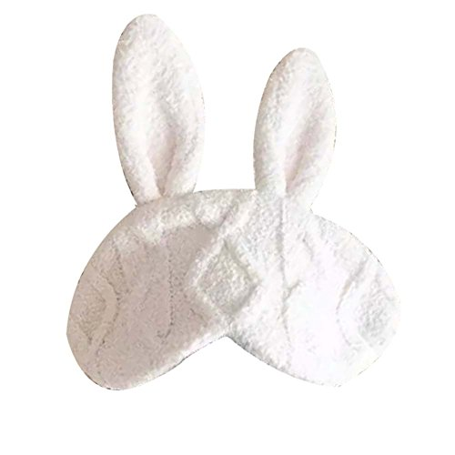 Belle Masque pour les yeux Rabbit Style Eyeshade Bandeau Ombre Couverture Pour Sommeil Grand Cadeau