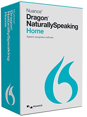 Nuance Dragon NaturallySpeaking Home 13.0