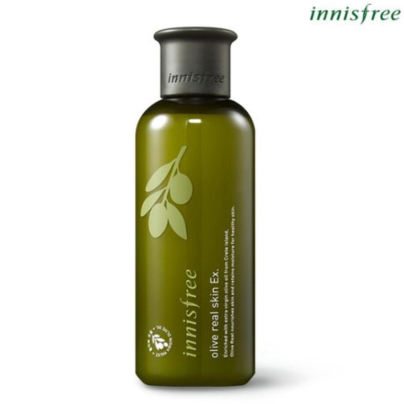 ホステス破壊的な王朝[INNISFREE]イニスフリーオリーブリアルスキンEx.200ml olive real skin Ex.200ml [並行輸入品]