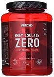 Prozis Zero Whey Isolate, Fresa - 750 gr