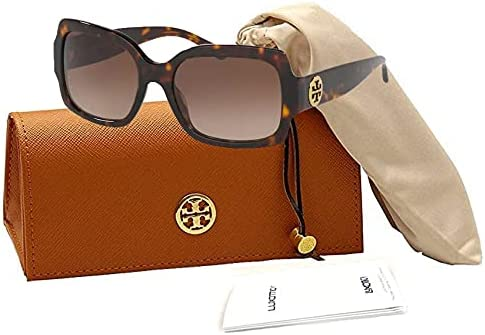 Tory Burch TY7135 Square Sunglasses for Women + FREE Complimentary Eyewear Kit