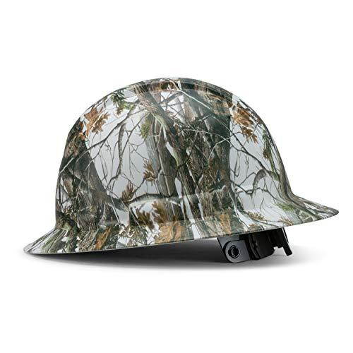 full brim hard hat camouflage - 4