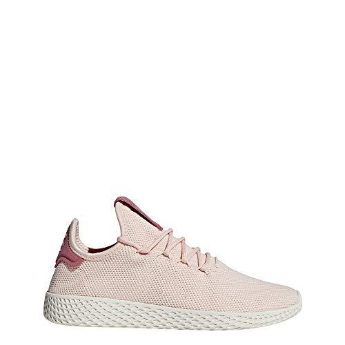 adidas Damen Pharrell Williams Tennis HU Sneaker, Pink (rosa/weiß rosa/weiß), 41 1/3 EU