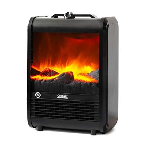 NEWTECK Calefactor Eléctrico Chimney...
