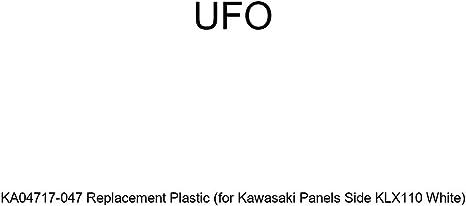 FOR KAWASAKI FENDER RR KLX110 BLACK UFO KA04715-001 Replacement Plastic