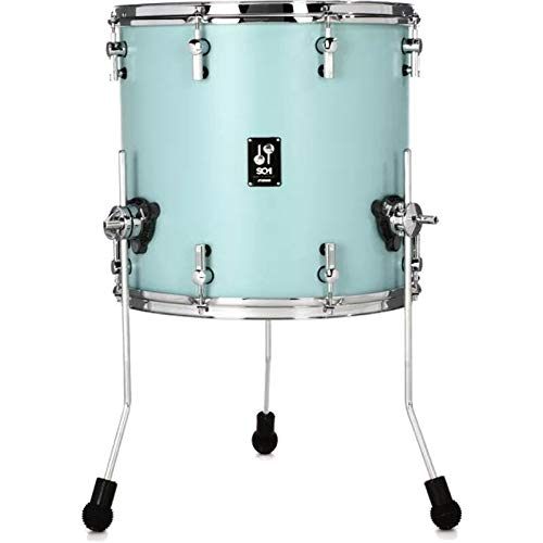 Sonor SQ1 1615FT CRB Tom Bass 16x15 Zoll Cruiser Blue