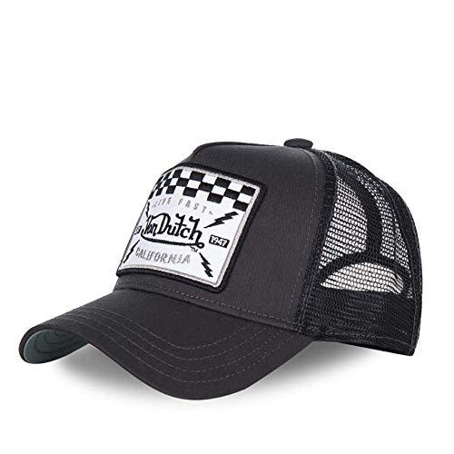 Von Dutch casquettes lofb noir 81227