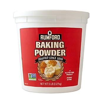 Rumford Baking Powder 5 Pound