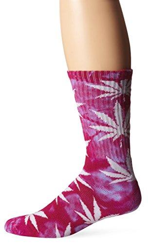 HUF - Calcetines cortos - para hombre PurplePurple Talla única