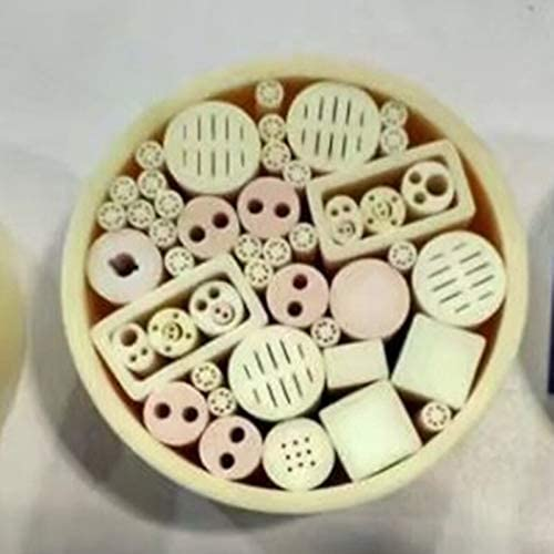 Laliva 99 corundum ceramic tube crucible Sale special price 67% OFF of fixed price rod platezirco