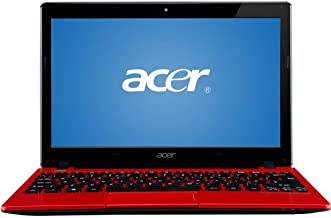 Acer Aspire One 725 11.6 inches Netbook (1 GHz AMD C Series, 2 GB DDR3, 320 GB, Windows 8) Red