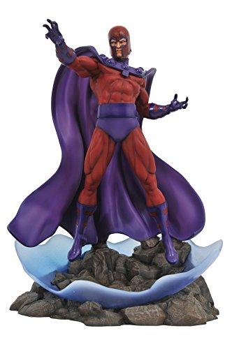 DIAMOND SELECT TOYS Marvel Premier Collection: Magneto Resin Statue image