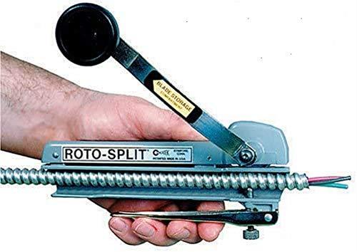 Southwire Tools RS-101A Seatek Roto-Split Super BX Cable Armor Stripper