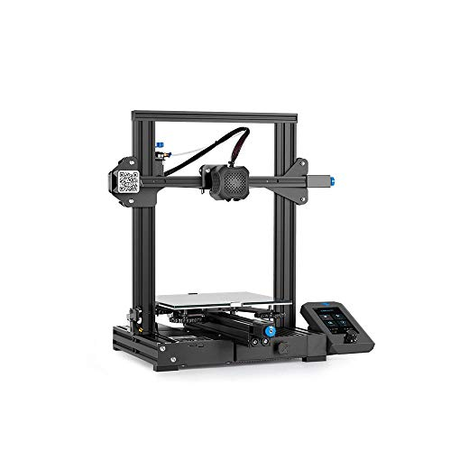 Creality Ender 3 V2 with Technologyoutlet BLTouch Auto Bed Levelling Kit