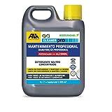 FILA Surface Care Solutions Cleaner Pro Detergente para pavimentos con pH Neutro, No Aplica, 1 L