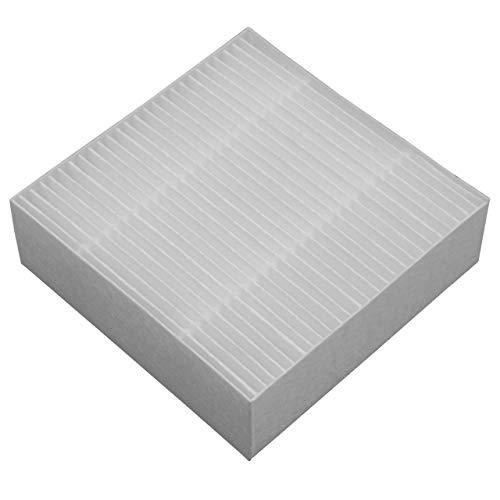 vhbw Ersatzfilter Luftfilter HEPA Filter Ersatz für DAHLE 80901-11708 für Luftbefeuchter, Luftreiniger