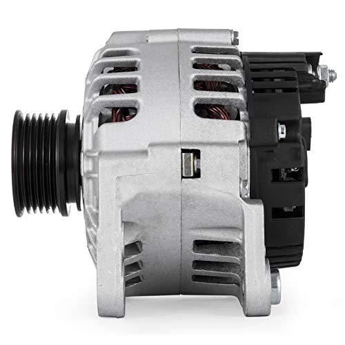 Bisujerro Nuevo Alternador Generador 90A para V-W BO-RA 1J CA-DDY 3 GO-LF 4 PL-US 1.4-2.0