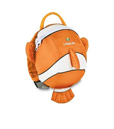 LittleLife Tier Kleinkind Rucksack - Clownfisch