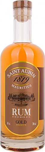 Saint Aubin Gold Premium Rum - 700 ml