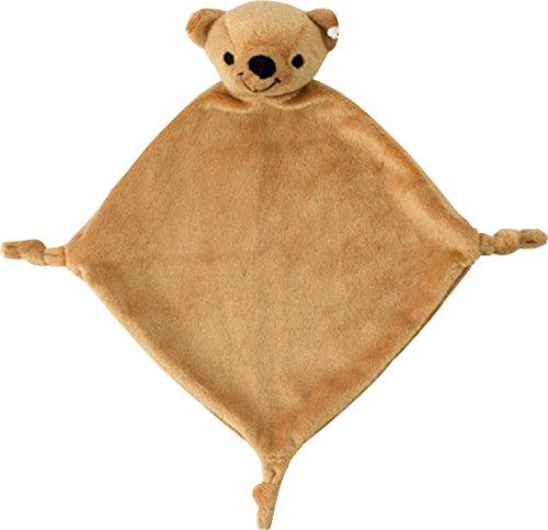 ShirtInStyle süßes Schmusetuch, Design Teddy