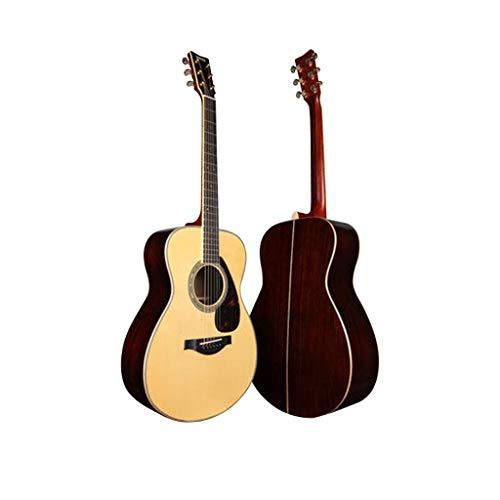 Instrumentos musicales Guitarra eléctrica Yamaha LS16 Junta Folk eléctricos Box Principiante Hombres...