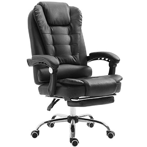 CVBNG Furniture Executive Office Chairs with Back Support and Arms For Home ffice Desk Chairs for Home Office Adjustable Velvet Material Recline