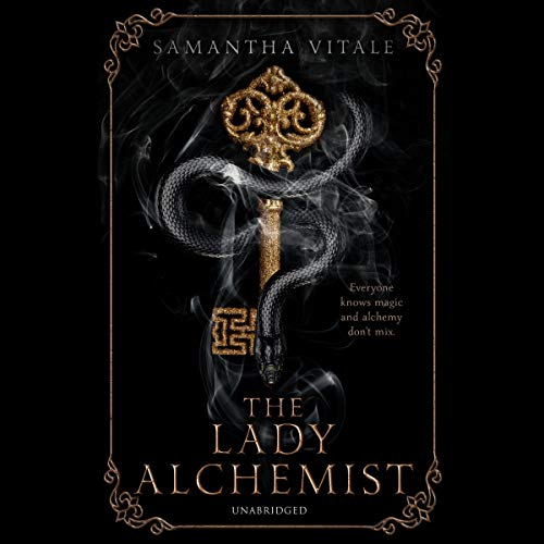 The Lady Alchemist  By  cover art