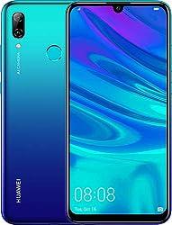 """Huawei P smart 2019 64GB Hybrid-SIM Aurora Blau EU [15,77cm (6,21"""") LCD Display, Android 9.0, 13MP+2MP]"""