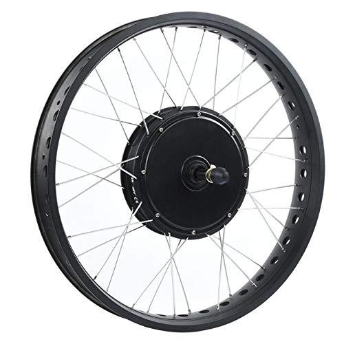 DAUERHAFT Juego de conversión de Bicicleta eléctrica Equipo de conversión de Bicicleta eléctrica, con medidor LCD(Rear Drive Card Fly)