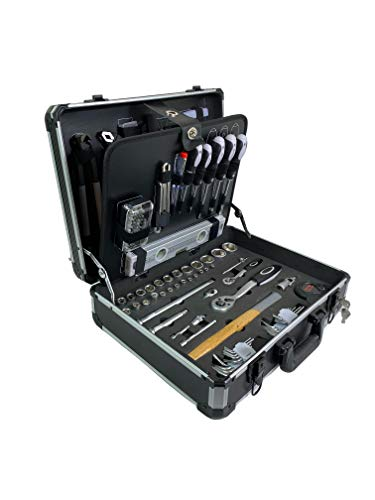 Kraftwelle Werkzeugkoffer 149 teilig -...