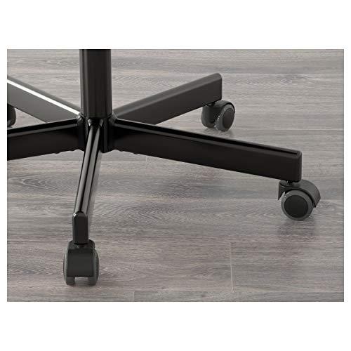 IKEA FLINTAN Bürostuhl 74x69cm Vissle schwarz