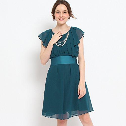 (クチュールブローチ) Couture Brooch Dorry Doll 3WAYワンピース 50953001 38 ダークグリーン(023)