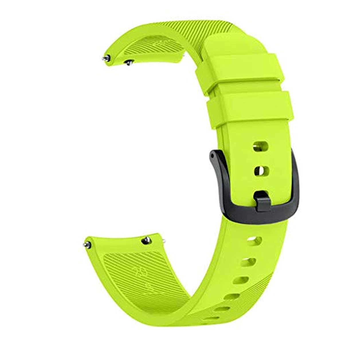 Junshion New Sport Soft Silicone Replacement Wristband Wrist Strap for Samsung Gear Sport Watch Band Strap for Men Woman