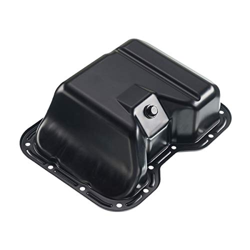 Lower Engine Oil Pan Compatible with Toyota Corolla 1993-1997 Celica 1994-1997 l4 1.8L
