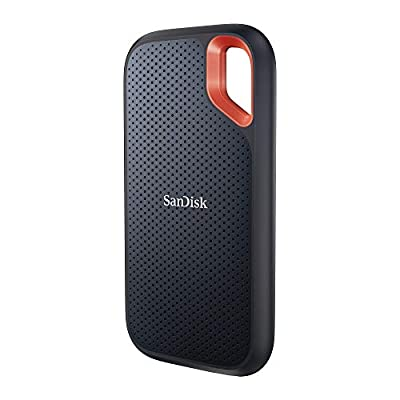 SanDisk PortableSSD 1TB 【PS4 メーカー動作確認済】 USB3.1 Gen2 最大転送550MB/秒 SDSSDE60-1T00-GH25 3年保証 エコパッケージ