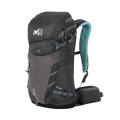 Millet – Ubic 20 – Sac à Dos pour Homme et Femme – Randonnée et Trekking – Volume Moyen 20 L – Urban Chic/Aruba Blue (Vert)