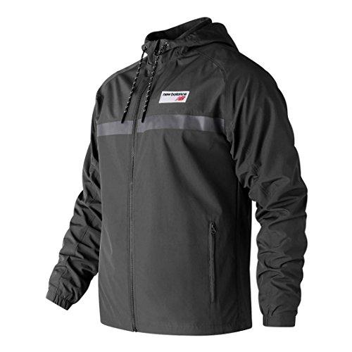New Balance MJ 73557 Athletic 78 Jacket Black M