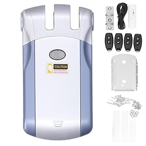 WAFU 019 Bloqueo de Control Remoto Invisible Cerradura electrónica doméstica...