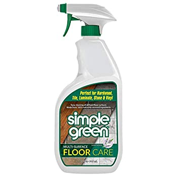 Multi-Surface Floor Care - Cleans Hardwood Vinyl Laminate Tile Concrete and Other Wood - pH Neutral Floor Cleaner