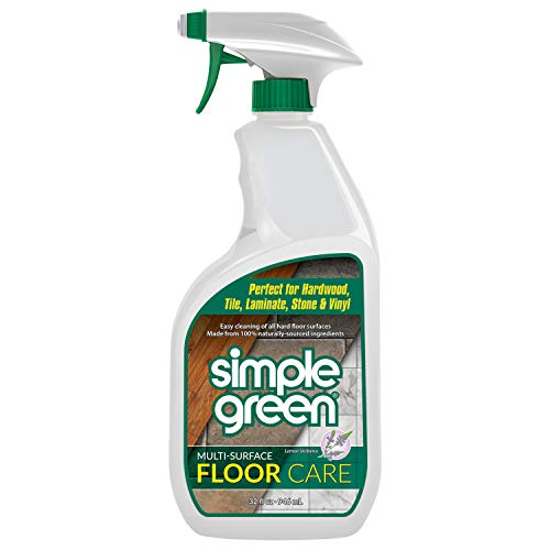 Multi-Surface Floor Care - Cleans Hardwood, Vinyl, Laminate, Tile, Concrete and Other Wood - pH Neutral Floor Cleaner