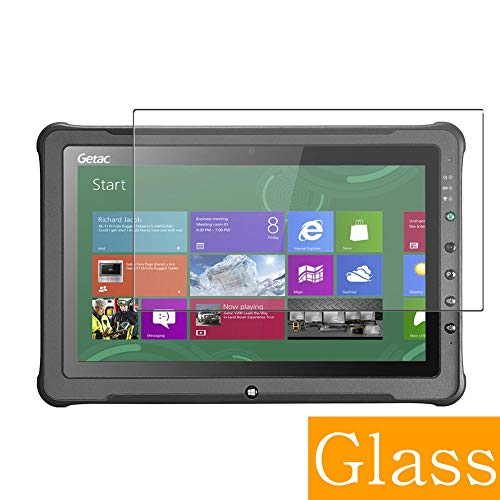 Best Deals! Synvy Tempered Glass Screen Protector for Getac F110 Rugged Tablet 11.6 Visible Area 9H...