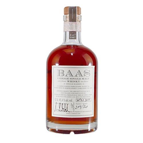 BAAS UERIGE White Port Single Malt Whisky 5 Jahre