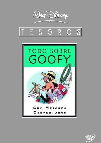 Tesoros Disney: Todo Sobre Goofy [DVD]