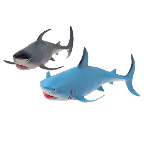 US Toy Company - Toy Shark Action Figure (14 Inches) (1-Pack)