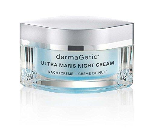 Binella dermaGetic Ultra Maris Night Cream / Creme, 50 ml