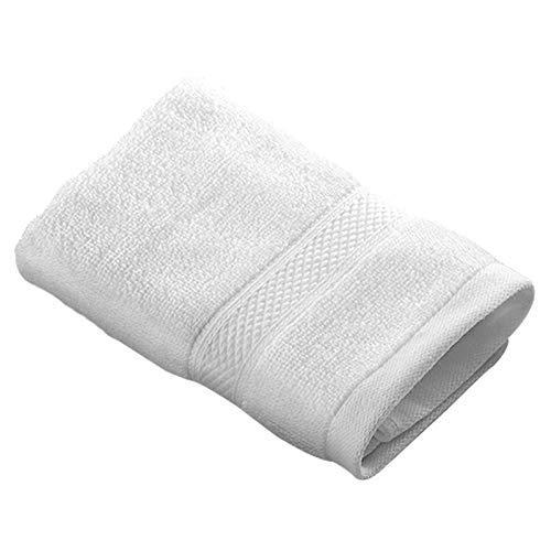 YXFYXF Toallas de baño de Playa 100% algodón Baño 76 * 152 cm 670 g de Lujo de Lujo Grueso para Lavar con Toallas de baño para Adultos para Adultos (Color: Blanco, tamaño: 1pc) (Color : -, Size : -)