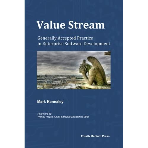 Value Stream: Generally Accepted Practice in Enterprise Software Development